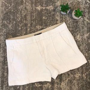 Vince White Shorts